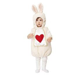 HW マシュマロ ラパン ベビー ハロウィン 仮装 変装 イベント 衣装 コスチューム パーティー 学園祭 宴会(代引不可)