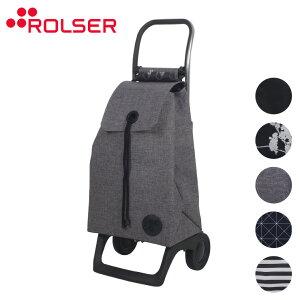 ロルサー ROLSER ショッピングカート BABY JOY モノトーン 2輪 折りたたみ フック付き 軽量 撥水 キャスター付き ポケット付き 大容量(代引不可)【送料無料】