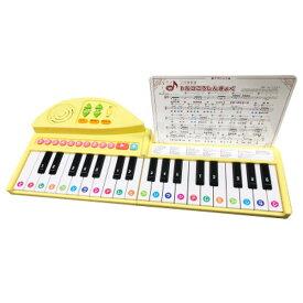 りょうてでひけるよ!グランドピアノ ピアノ 音楽 演奏 けん盤 練習 オルガン オルゴール 両手 折りたたみ コンパクト 50曲(代引不可)【送料無料】