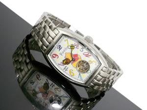 プーさん腕時計80周年ファンタジーアワー白DISNEY-31