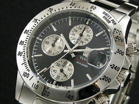 エルジン ELGIN 腕時計 クロノグラフ メンズ FK1184S-B【S1】