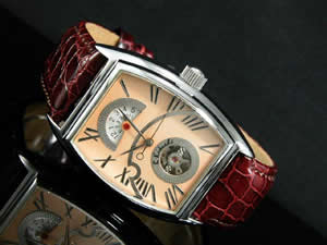 リョーコキクチRKIKUCHI腕時計自動巻きメンズRKR-6105【21%OFF】