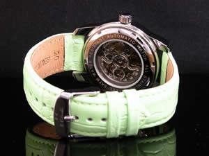 リョーコキクチRKIKUCHI腕時計自動巻きレディースRKR-6708【21%OFF】