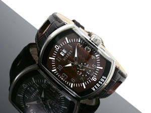 VERSUSヴェルサーチ腕時計スイス製A12LBQ847-A497【47%OFF】
