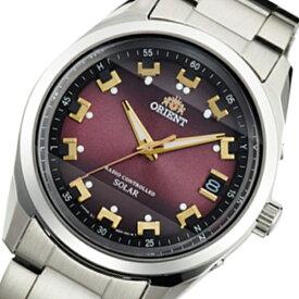 オリエント ネオセブンティーズ メンズ 電波 腕時計 WV0081SE レッド 国内正規【送料無料】