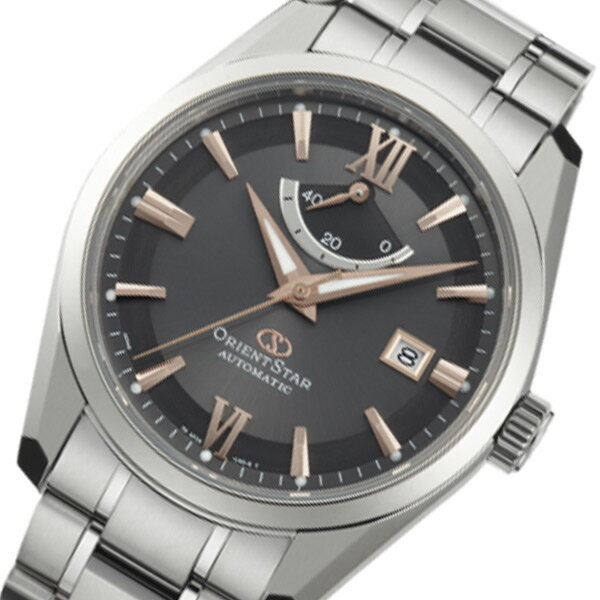 オリエント オリエントスター 自動巻き メンズ 腕時計 WZ0011AF ブラック 国内正規【送料無料】【楽ギフ_包装】