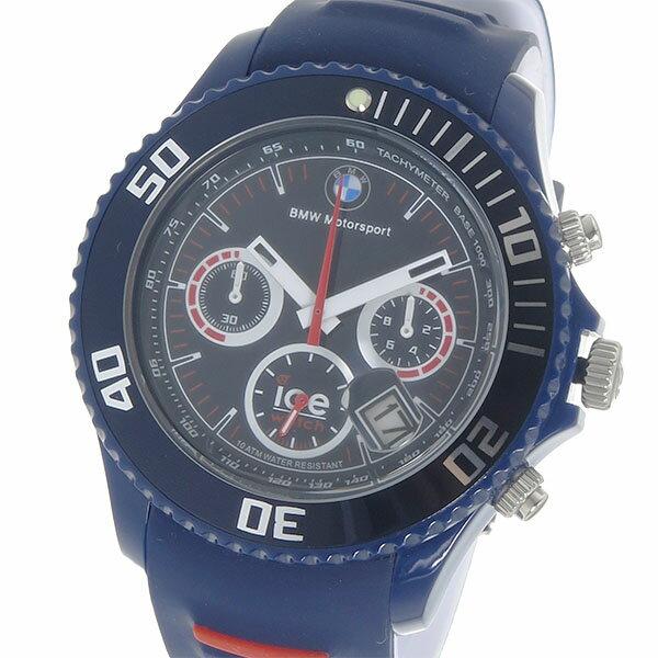 アイスウォッチ ICE WATCH クオーツ メンズ 腕時計 BM.CH.DBE.BB.S.13 ネイビー【送料無料】【楽ギフ_包装】