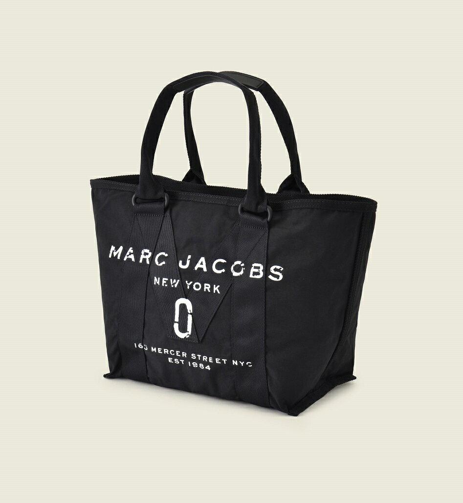 マーク ジェイコブス MARC JACOBS レディース トートバッグ M0011222-001 ブラック【送料無料】【楽ギフ_包装】【S1】