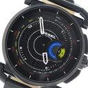 ディーゼル DIESEL スマートウォッチ クオーツ メンズ 腕時計 DZT1001 ブラック【送料無料】【楽ギフ_包装】