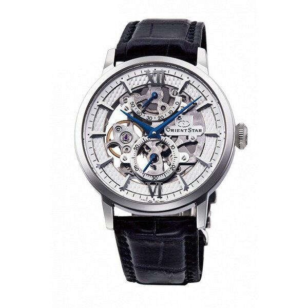 オリエント ORIENT オリエントスター Orient Star 自動巻き メンズ 腕時計 RK-DX0001S シルバー【送料無料】【楽ギフ_包装】