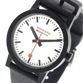 モンディーン MONDAINE クオーツ レディース 腕時計 MS1.32110.RB ホワイト