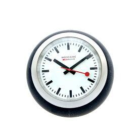 モンディーン MONDAINE 置き時計 A660.30335.16SBB ブラック【送料無料】