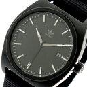 アディダス ADIDAS 腕時計 メンズ レディース Z09-2341 プロセス-W2 PROCESS-W2 CJ6353 クォーツ ブラック【送料無料】