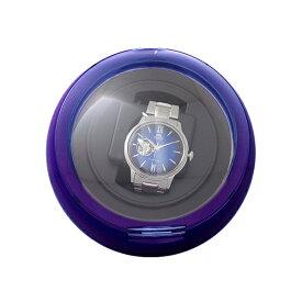 ワインダー ワインディングマシーン 1本巻き 腕時計用品 KA077-DP パープル