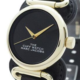 マークジェイコブス MARC JACOBS 腕時計 レディース MJ0120179287 THE CUFF WATCH クォーツ ブラック【送料無料】