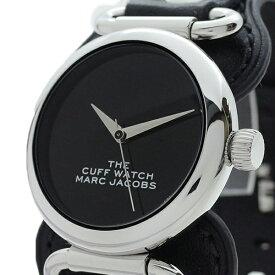 マークジェイコブス MARC JACOBS 腕時計 レディース MJ0120179290 THE CUFF WATCH クォーツ ブラック【送料無料】