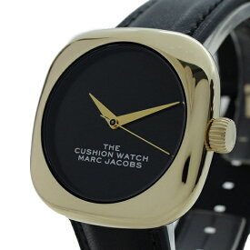 マークジェイコブス MARC JACOBS 腕時計 レディース MJ0120179302 THE CUSHION WATCH クォーツ ブラック【送料無料】