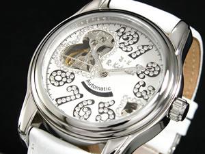 リョーコキクチRKIKUCHI腕時計自動巻きレディースRKR-6701【21%OFF】【セール】【ポイント倍】
