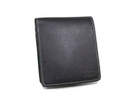 EDWIN エドウィン 短財布 アンティークカーフ 0510026 ブラック