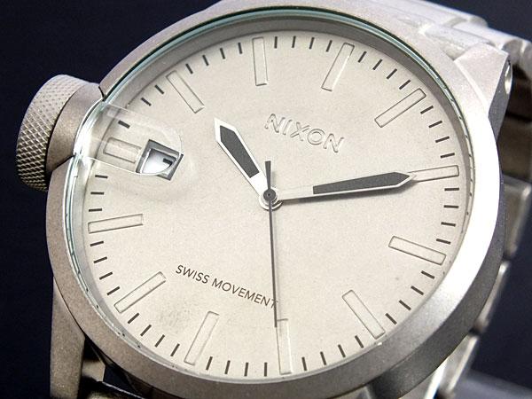 ニクソン NIXON 腕時計 CHRONICLE SS A198-1033【楽ギフ_包装】【送料無料】