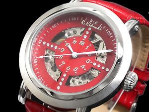 リョーコキクチRKIKUCHI腕時計時計自動巻きメンズRKR-6504【20%OFF】【セール】【YDKG円高還元ブランド】