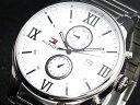トミー ヒルフィガー TOMMY HILFIGER 腕時計 1710289【送料無料】【楽ギフ_包装】