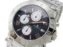 サルバトーレマーラ クオーツ メンズ クロノ 腕時計 BSM8005SS-SSBKWH【楽ギフ_包装】【あす楽対応】