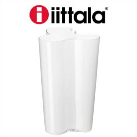 iittala イッタラ Alvar Aalto Collection フラワーベース ホワイト 251mm