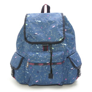 LeSportsacレスポートサック7839-D632VoyagerBackpack(ボヤージャーバックパック)TropicalReef/リュックサック【送料無料】【smtb-f】