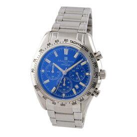 サルバトーレ・マーラ Salvatore Marra SM18106-SSBLSV メンズ 腕時計 クロノグラフ【送料無料】