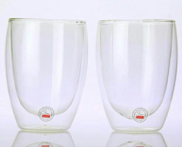 bodum ボダム グラス ダブルウォールグラス 0.35L 2個セット PAVINA 4559-10US【あす楽対応】
