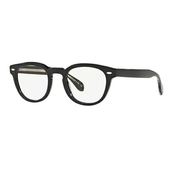 OLIVER PEOPLES オリバーピープルズ 0QV5036A サングラス ブラック(1492) 伊達メガネ おしゃれメガネ アイウェア セル ボストン ウェリントン 【あす楽対応】【送料無料】