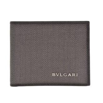 寶格麗32580 BLACK對開錢包(硬幣袋無)BVLGARI/寶格麗/對開錢包(硬幣袋無)/對開錢包/BLACK/WEEKEND/人/3萬2580