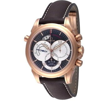 欧米茄欧米茄 de 建设同轴追针 46486037 BR 男装手表
