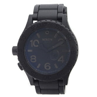 Nixon NIXON Watch THE RUBBER 51-30 mens A236000