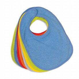 Neat Solutions ニートソリューション 乳児用よだれかけ「インファント ビブ8枚入」 ボーイ 8枚