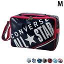 コンバース(CONVERSE) スポーツバッグ エナメルバッグ 通学バッグ ショルダーバッグ Mサイズ C1612053 18L【あす楽対応】
