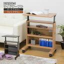 サイドテーブル 昇降式 キャスター付き 収納付き 収納付きテーブル テーブル 昇降式サイドテーブル 天板昇降式サイド…