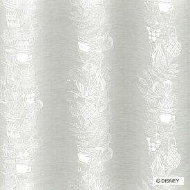 レースカーテン 日本製 ディズニー DISNEY 【選べる3サイズ】 ALICE Tea cup ティーカップ ウォッシャブル 1枚入 おしゃれ(代引不可)【送料無料】