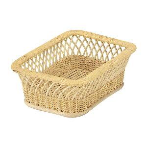 ラタン カゴ 籐 ランドリー バスケット 洗濯かご 籠 ラタン(代引不可)【送料無料】