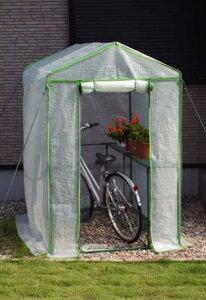 温室ビッググリーン用カバー ビニールハウス フラワーラック BGO-122CV