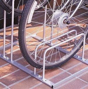ちゃりん庫I / スペースの有効利用!自転車2台をスッキリ収納!!【送料無料】