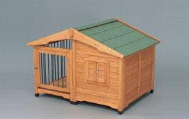 アイリスオーヤマ サークル犬舎 CL-1400 犬舎 ブラウンCL-1400(代引き不可)【送料無料】