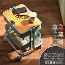 収納ワゴン バスケットワゴン 2段 メッシュワゴン キッチンワゴン サニタリー サイドテーブル シンプル 収納 モダン R…