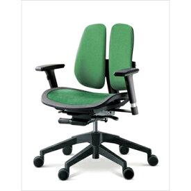 人体を探求した人間工学DUOREST(デュオレスト) α60N MESH SEAT 肘付き 背筋を伸ばす 2つの背もたれの椅子 パソコンチェア オフィスチェア ヘッドレスト 椅子 腰痛防止(代引き不可)【送料無料】