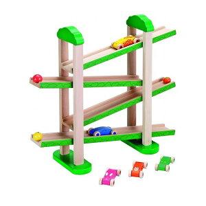 エドインター 森のあそび道具シリーズ 木製おもちゃ 森のうんどう会 車【送料無料】