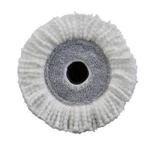 アズマ工業 アズマ 『一槽式洗浄バケツ』 トルネード スペアモップ 丸型