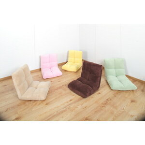 フロアチェア リクライニングチェア モコモコ リクライニングチェアー 1001(代引き不可)【送料無料】【chair0901】