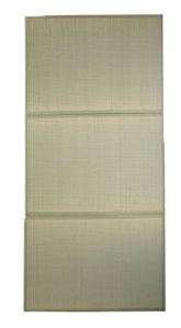 日本製 寝具 マットレス い草 折りたたみ マットレス 『い草マットレス』 シングル100×210(代引不可)【送料無料】