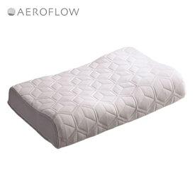 日本製 枕 まくら 低反発 高反発 快眠 安眠 ピロー AERO FLOW エアロフロー ファセット ピロー(代引不可)【送料無料】【smtb-f】
